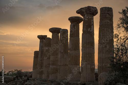 Photo Templo en Sicilia