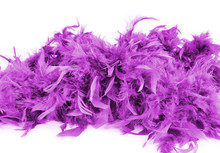Multi-colored Fluffy Feather B...