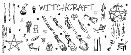 Fotografie, Obraz  Witchcraft