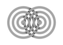 Infinity Sign Made Of Interfer...