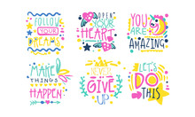 Positive Inspirational And Mot...