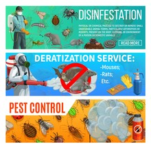 Pest Control Disinfestation An...
