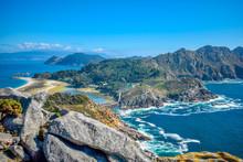 Islas Cies, Vigo, Spain. Vigo ...