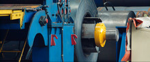 Metal Rolls Of Roll Forming Ma...
