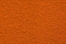 Orange Wool Texture Background