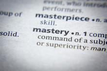 Word Or Phrase Mastery In A Di...