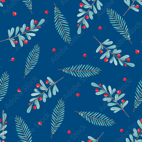 watercolor-seamless-pattern-with