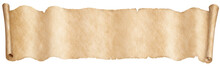 Old Pirates Map Banner Scroll ...