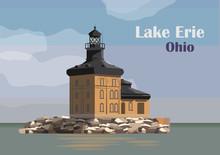 The Toledo Harbor Lighthouse