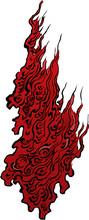 浮世絵 火の玉 その1