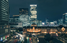 Beautiful Urban Cityscape With...