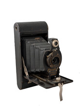 Antique Camera Detached From T...