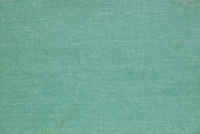 The Textile Surface Is Turquoi...