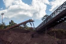 Mine In Carajás, Brazil