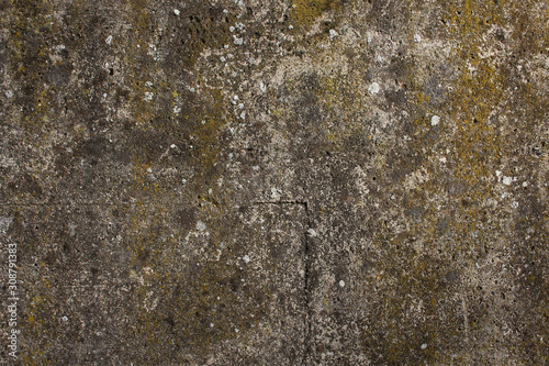 Naklejki na meble Tło z szorstkiej betonowej ściany