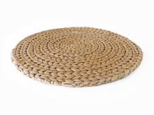 View Of Handmade Round Beige W...