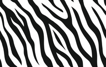 Zebra Stripes Seamless Pattern...