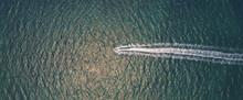 Aerial View Of People Having F...