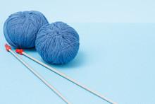 Woolen Yarn For Knitting. Ball...