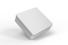 Blank Tin Container For Brandi...