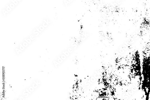 Fotografie, Tablou  Vector vintage abstract background