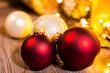 christbaumkugel, dekoration, weihnachten, baum, kugel, gold, licht, funkelnd, jahreszeit, dezember, rot, feier, ornament, gegenstand, ball, winter, fest-, jahreszeitlich, glas, farbe, neu, dekorativ,