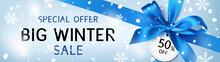 New Year Winter Sale Design ...