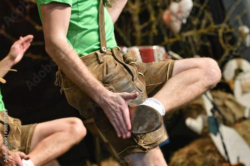 Photo Schuhplatteln und Schuhplattler - Shoe Plates