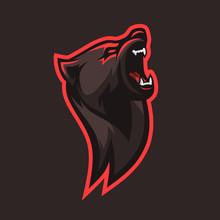 Bear Sport E-sport Mascot Gami...