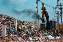 Dumping, Dirt, Compost, Heavy ...