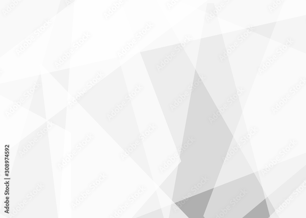 Soft geometric minimalistic futuristic design background