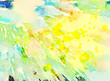 canvas print picture - Abstract watercolor texture background. Oil painting style. Good for banner, design work and over advertising or commercial. Can be printed in very big size in perfect resolution.