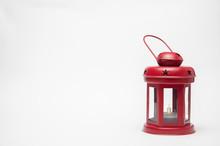 Decorative Vintage Red Christm...