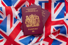 United Kingdom Travel Passport...