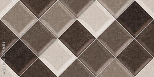 Fototapety, obrazy: Ceramic kitchen or washroom wall tile.