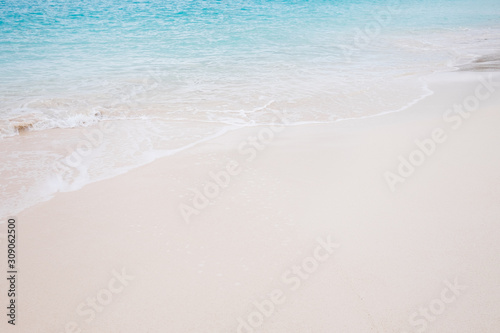 beach and sea Wallpaper Mural