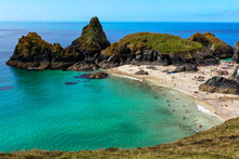 Kynance Cove - A Popular But S...