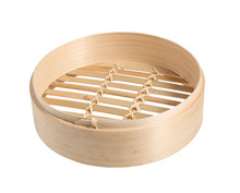 Chinese Bamboo Steamer Basket ...