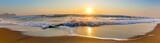 Fototapeta Fototapety z morzem do Twojej sypialni - Dawn by the sea