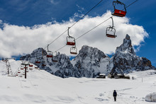 Trentino, Impianti Di Risalita