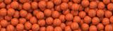 Basketball balls background