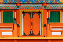 Architectural Detail Of Sanjun...