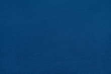 Medium Blue Fine Leather Texture For Background