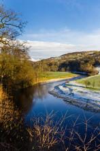 River Wharfe At Bolton Abbey I...