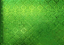 Old Pattern Clear Glass That H...
