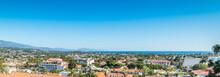 Blue Sky Over Santa Barbara Ci...