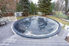 Pool Has Been Winterized And C...