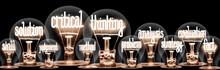 Light Bulbs With Critical Thin...