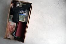 Secret Stash Box In Case Of Ha...