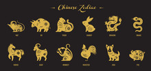 Chinese New Year, Zodiac Signs...